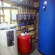 Instalación caldera DC32S de gasificación de leña.