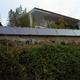 Instalación solar de ACS y calefacción en chalet