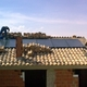 Instalación solar sobre cubierta vivienda unifamiliar