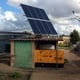 Instalación solar