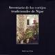 Inventario de los Cortijos Tradicionales de Nijar