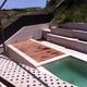 IPE tarima de exteriores piscina