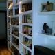 librería de pladur
