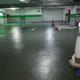 Limpieza de garaje con fregadora industrial