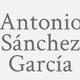 Logo Antonio Sánchez García_167515