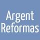 Logo Argent Reformas
