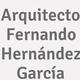 Logo Arquitecto Fernando Hernández García_163674
