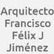 Logo Arquitecto Francisco Félix J Jiménez_165839
