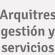 Logo Arquitres gestión y servicios_423092