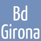 Logo Bd Girona
