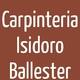Logo Carpinteria Isidoro Ballester