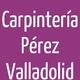 Logo Carpintería Pérez Valladolid
