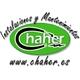 Logo CHAHER 2010 SL_280463