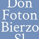 Logo Don Foton Bierzo Sl_143726