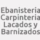 Logo Ebanisteria Carpinteria Lacados y Barnizados_238639