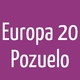 Logo Europa 20 Pozuelo