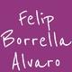 Logo Felip Borrella Alvaro