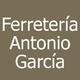 Logo Ferretería Antonio García