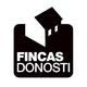 Logo: FINCAS DONOSTI