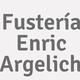 Logo Fustería Enric Argelich_375214