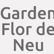 Logo Garden Flor de Neu_384188