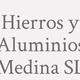 Logo Hierros y Aluminios Medina SL_236348
