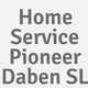 Logo Home Service Pioneer Daben SL_232253