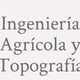 Logo Ingeniería Agrícola y Topografía_321221