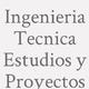 Logo Ingenieria Tecnica Estudios y Proyectos_166271