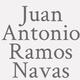 Logo Juan Antonio Ramos Navas_367029