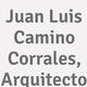 Logo Juan Luis Camino Corrales, Arquitecto_313441