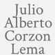 Logo Julio Alberto Corzon Lema_216415