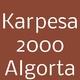 Logo Karpesa 2000 Algorta