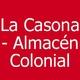 Logo La Casona - Almacén Colonial