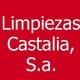 Logo Limpiezas Castalia, S.a._150216