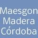 Logo Maesgon Madera Córdoba