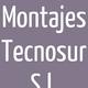 Logo Montajes Tecnosur S.l.