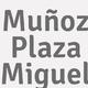 Logo Muñoz Plaza Miguel_165070