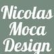 Logo Nicolas Moca Design