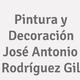 Logo Pintura y Decoración José Antonio Rodríguez Gil_288639