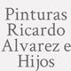 Logo Pinturas Ricardo Alvarez e Hijos_162510