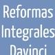 Logo Reformas Integrales Davinci_145603