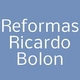 Logo Reformas Ricardo Bolon