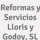 Logo Reformas y Servicios Lloris y Godoy, SL_297456
