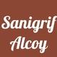 Logo Sanigrif Alcoy
