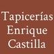 Logo Tapicerías Enrique Castilla