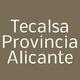 Logo Tecalsa Provincia Alicante
