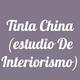 Logo Tinta China (estudio De Interiorismo)