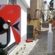 Medición de calles antiguas para remodelación de saneamiento, pluviales y abastecimiento