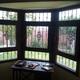 Mirador de ventanas de Pvc.